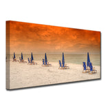 'Entitled Occasions' 5 Piece Wrapped Canvas Wall Art Set