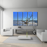 Ready2HangArt 'Fortitude' 5-pc Canvas Art Set