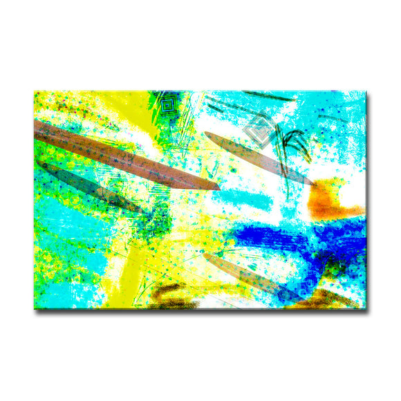Ready2HangArt Bruce Bain 'Urbane' Canvas Art