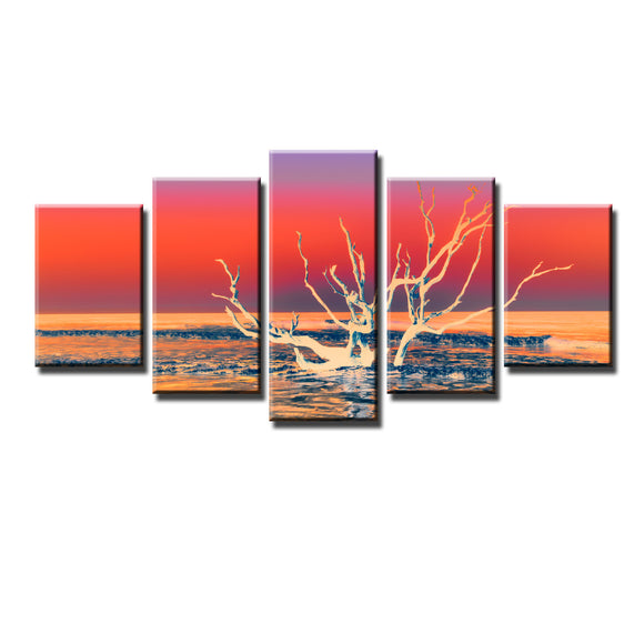 Ready2HangArt Bruce Bain 'Arcane' 5-PC Canvas Art Set