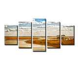 Ready2HangArt Bruce Bain 'Bucolic Bay' 5-PC Canvas Art Set