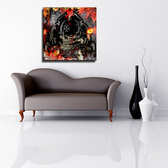 Ready2HangArt 'Born2BWild XIV' Canvas Wall Art