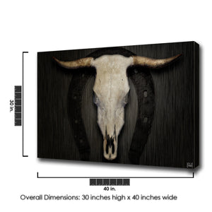 Ready2HangArt 'Born2BWild XVII' Canvas Wall Art