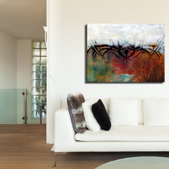 Ready2HangArt 'Born2BWild XXVI' Canvas Wall Art