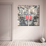 Ready2HangArt 'Born2BWild XXIX' Canvas Wall Art