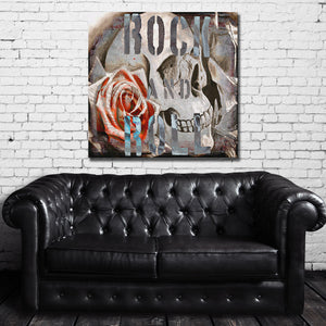 Ready2HangArt 'Born2BWild IV' Canvas Wall Art