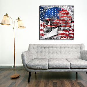 Ready2HangArt 'Born2BWild V' Canvas Wall Art