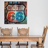 Ready2HangArt 'Born2BWild VI' Canvas Wall Art