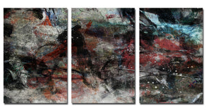 Ready2HangArt Abstract 3-PC Canvas Wall Art