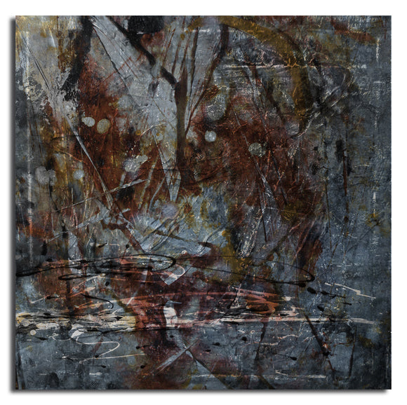 Ready2HangArt Oversized Abstract Canvas Wall Art