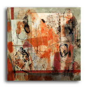 Ready2HangArt 'Bueno Exchange XX' 30x30-inch Canvas Art Print