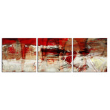 Ready2HangArt 'Bueno Exchange XL' 20x60-inch Canvas Triptych Art Print
