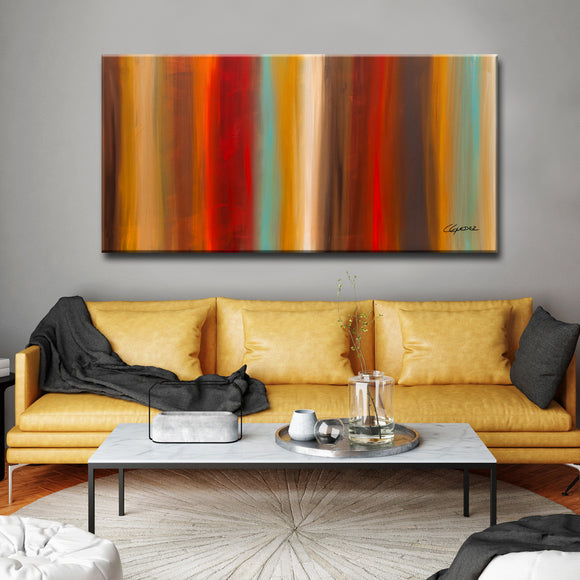 'Dreamscape' Ready2HangArt Canvas by Cguedez