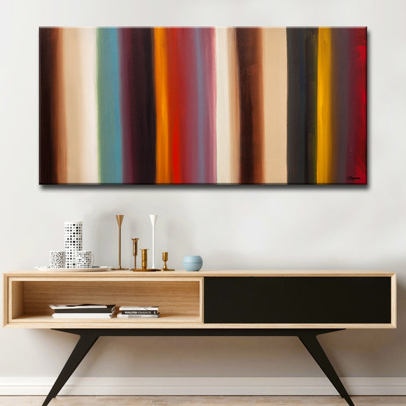 'Illusion' Ready2HangArt Canvas by Cguedez