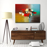 'Spanning-Boundaries' Ready2HangArt Canvas by Cguedez