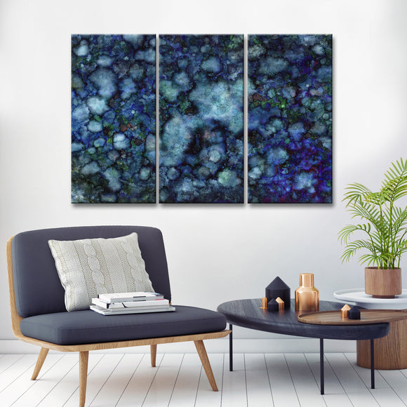 Ready2HangArt 'Hidden Galaxy' Canvas Wall Décor Set by Max+E