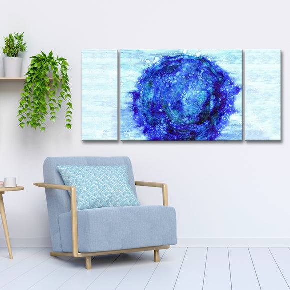 Ready2HangArt 'Celestial' Canvas Wall Décor Set by Max+E