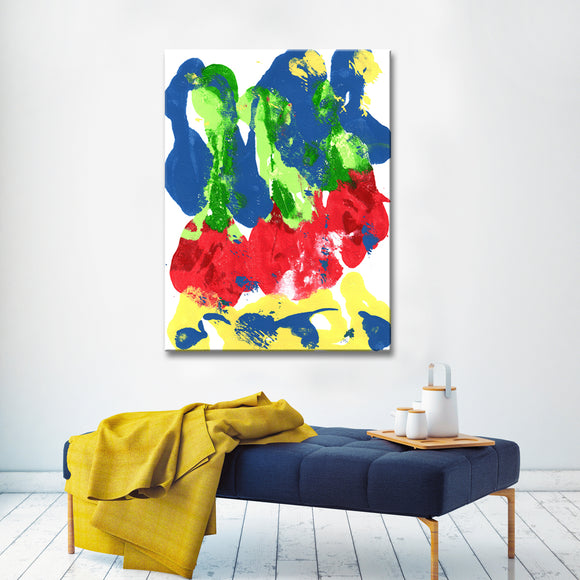 Ready2HangArt 'Flower Garden' Canvas Wall Décor by Max+E