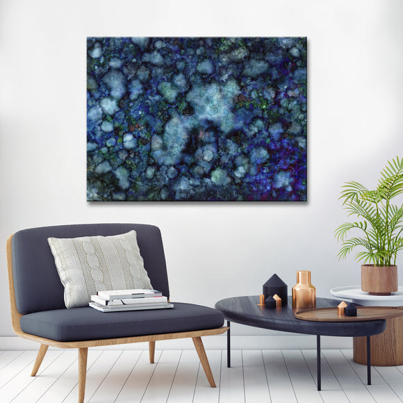 Ready2HangArt 'Hidden Galaxy' Canvas Wall Décor by Max+E