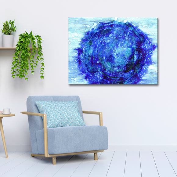 Ready2HangArt 'Celestial' Canvas Wall Décor by Max+E