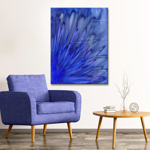 Ready2HangArt 'Blue Tutu' Canvas Wall Décor by Max+E