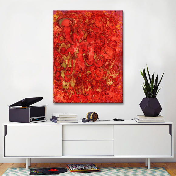Ready2HangArt 'Firebird' Canvas Wall Décor by Max+E