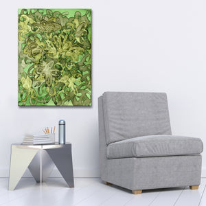 Ready2HangArt 'Clovers' Canvas Wall Décor by Max+E
