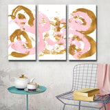 Ready2HangArt 'Ballerina' Wrapped Canvas Art Set by Coretta King Johnson