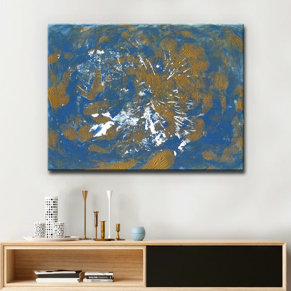 Ready2HangArt 'Midnight Magic' Canvas Wall Décor by Coretta King Johnson