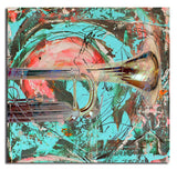 Ready2HangArt 'The Color of Jazz XIV' Oversized Canvas Wall Art