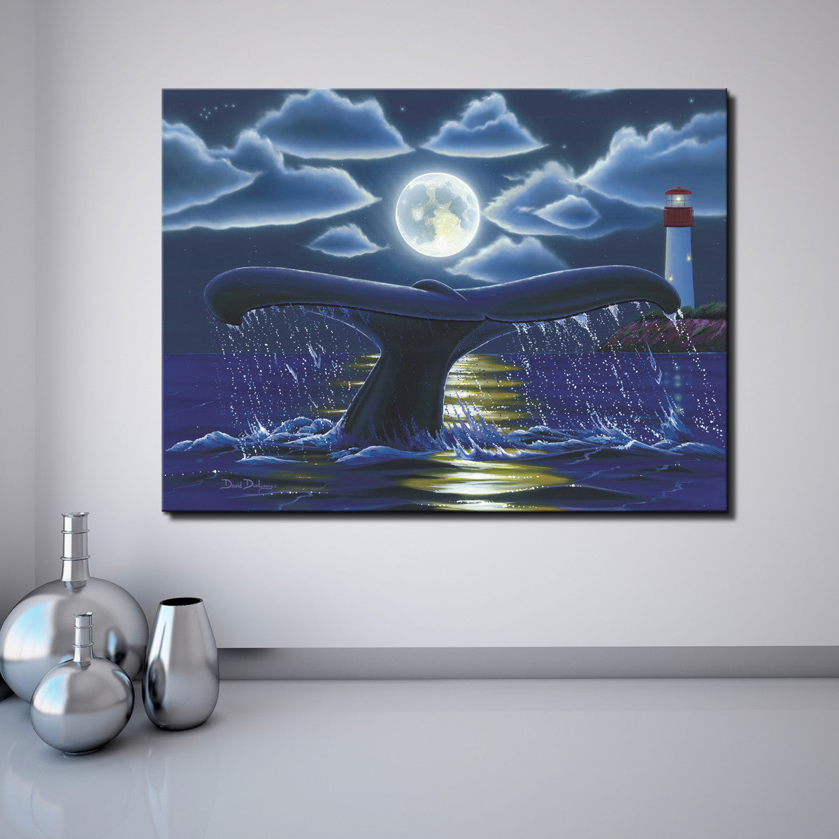 David Dunleavy 'Destiny' Canvas Wall Art