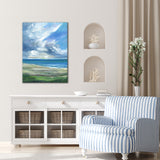 'Big Sky' Ready2HangArt Canvas by Dana McMillan