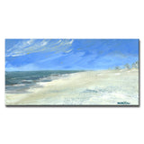 'Calm Shores' Ready2HangArt Canvas by Dana McMillan