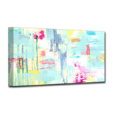 'Multi Color Pattern' Ready2HangArt Canvas by Dana McMillan