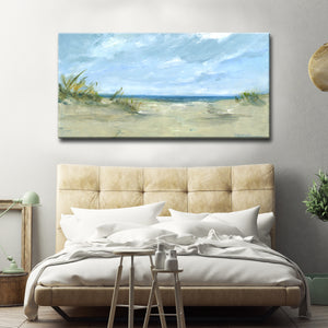 'Sandy Shores' Ready2HangArt Canvas by Dana McMillan