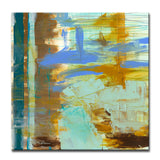 'Goldrush' Ready2HangArt Canvas by Dana McMillan