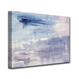 'Peace & Quiet' Wrapped Canvas Wall Art