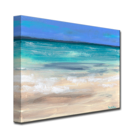 'Wateryview' Ready2HangArt Canvas by Dana McMillan