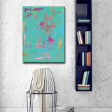 'Compatible I' Ready2HangArt Canvas by Dana McMillan