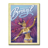 Ready2HangArt Canvas Art 'Carnival - Brazil' by Dorothea Taylor