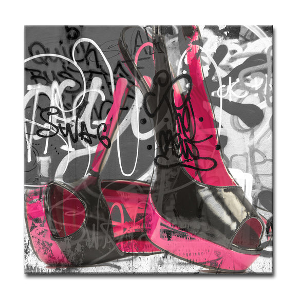 Ready2HangArt 'Urban Fashion XVI' Canvas Art