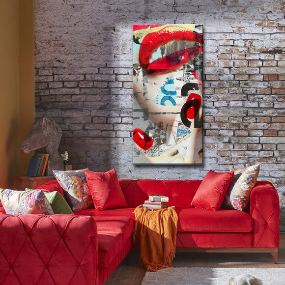 Ready2HangArt 'Urban Fashion XXIII' Canvas Art