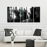 Ready2HangArt 'Urban Fashion VI' 5-PC Canvas Art Set