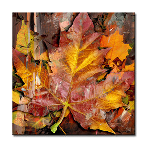 Ready2HangArt 'Fall Ink IV' Canvas Wall Art