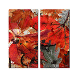 Ready2HangArt 'Fall Ink XIX' Canvas Wall Art