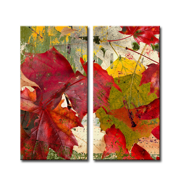 Ready2HangArt 'Fall Ink XXI' Canvas Wall Art