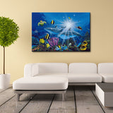 David Dunleavy 'Ocean Friends' Canvas Wall Art