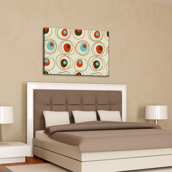 'Geometric Study I' 30x40-inch Canvas Wall Art