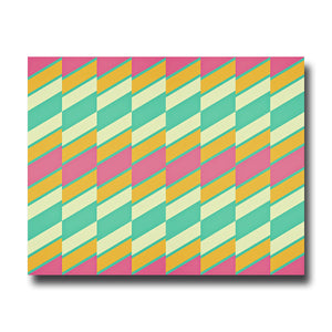 Ready2HangArt 'Geometric Study XVII' 30x40-inch Canvas Wall Art