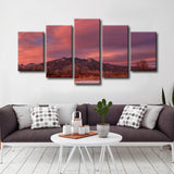 Ready2HangArt™ 'Taos Mountain 2289' by Bartlett Hayes Canvas Art Set
